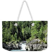 Mcdonald Creek 1 Weekender Tote Bag