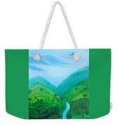 Medellin Natural Weekender Tote Bag