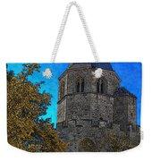 Medieval Bell Tower 3 Weekender Tote Bag