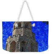 Medieval Bell Tower 4 Weekender Tote Bag