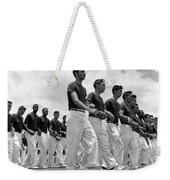 Men Show Thier Stuff Weekender Tote Bag