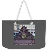Mercury Above Grand Central Weekender Tote Bag