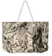 Mercury And Aeneas  State    Weekender Tote Bag
