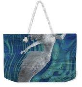 Mermaid - Beneath The Waves Series Weekender Tote Bag