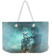 Metropolis Revisited  Weekender Tote Bag