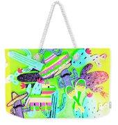 Mexicana Mixup Weekender Tote Bag