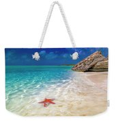 Middle Caicos Tranquility Awaits Weekender Tote Bag