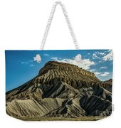 Mighty Mt. Garfield Weekender Tote Bag