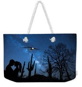 Milky Way Proposal Weekender Tote Bag