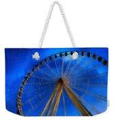 Milky Way Ride Weekender Tote Bag