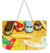 Mini Van Adventure Weekender Tote Bag