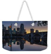 Minneapolis 13 Weekender Tote Bag