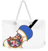 Minnesota State Fiddle Weekender Tote Bag
