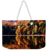 Mirrored Gallery Weekender Tote Bag