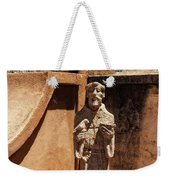 Mission San Xavier Del Bac - Scenes From The Yard - 2 Weekender Tote Bag