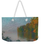 Mississippi Rivers Edge Weekender Tote Bag