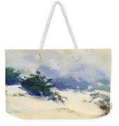 Misty Dunes Carmel Weekender Tote Bag