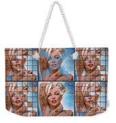 Mm Diva 127 Six Weekender Tote Bag