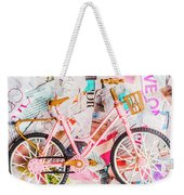 Mode Of Transport Weekender Tote Bag