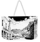 Mogollon New Mexico Ghost Town Weekender Tote Bag