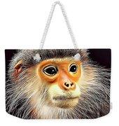 Monkey 2 Weekender Tote Bag