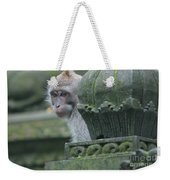 Monkey Forest Weekender Tote Bag