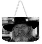 Mono Cowboy Weekender Tote Bag