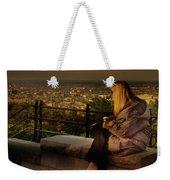 Mont-royal Sunset Weekender Tote Bag by Juan Contreras