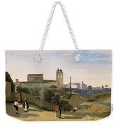 Monte Pincio, Rome Weekender Tote Bag