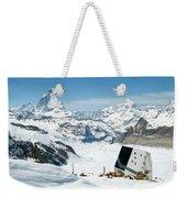 Monte Rosa Weekender Tote Bag