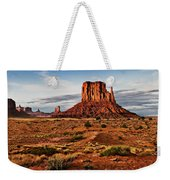 Monumental Butte Weekender Tote Bag