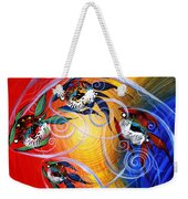 Moon Dance 4 Weekender Tote Bag