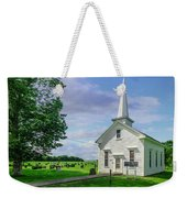 Moose Brook Chapel Weekender Tote Bag
