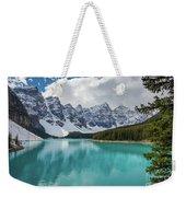 Moraine Lake Range Weekender Tote Bag