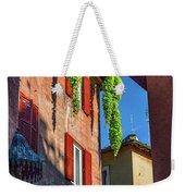 More Corners Weekender Tote Bag