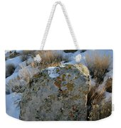 Morning At The Book Cliffs Weekender Tote Bag