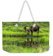 Morning Isolation Weekender Tote Bag