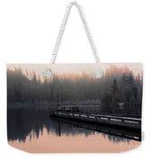 Morning March Weekender Tote Bag