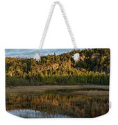 Morning Marsh Weekender Tote Bag by Doug Gibbons