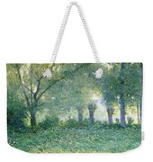 Morning Mist Also Known As Late Spring Weekender Tote Bag