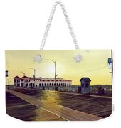 Morning Music Weekender Tote Bag