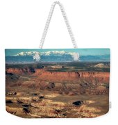 Morning Over Canyonlands Weekender Tote Bag