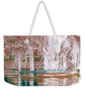 Mother Willow Altered Infrared Weekender Tote Bag