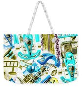 Motorised Bedlam Weekender Tote Bag