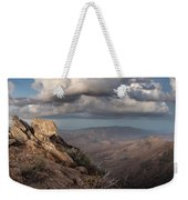 Mount Laguna At Dusk Weekender Tote Bag