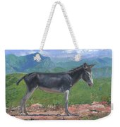 Mountain Donkey  Weekender Tote Bag