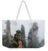 Mountains In The Sky Weekender Tote Bag