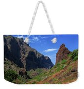 Mountains Of The Teno Massif Near Masca Weekender Tote Bag