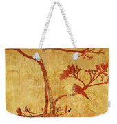 Mourning Dove In The Morning Weekender Tote Bag