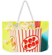 Movie Motion Picture  Weekender Tote Bag